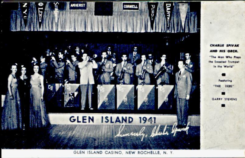 Glen Island Casino 1941