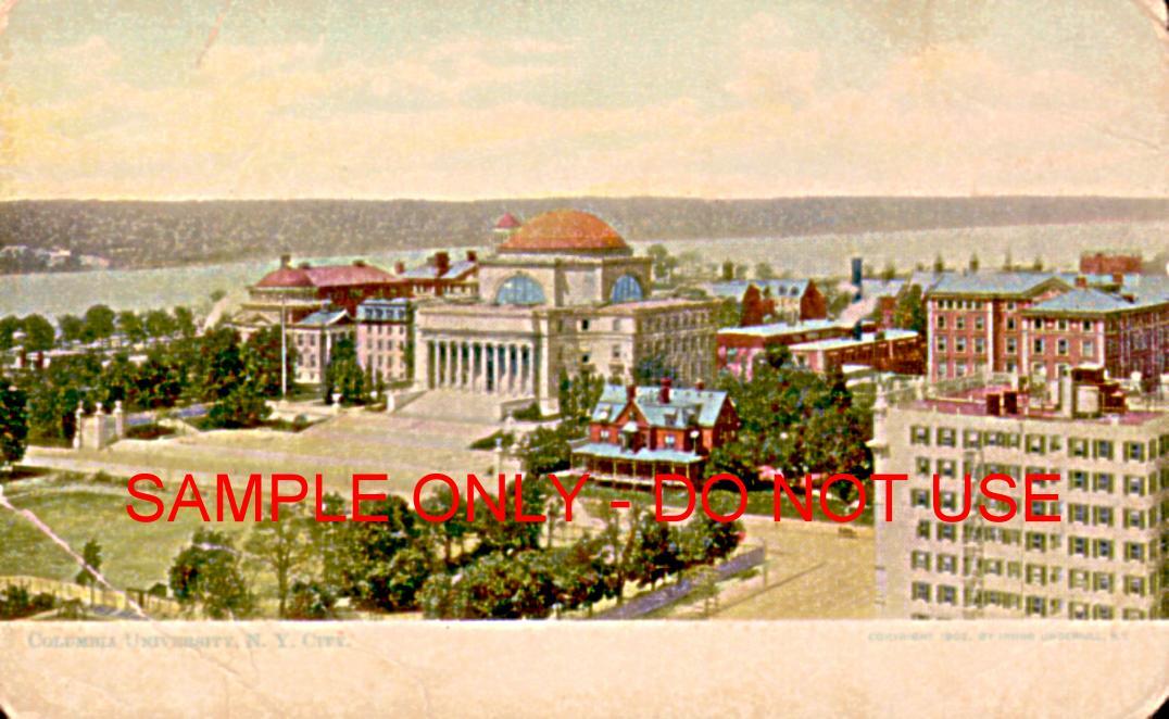 Columbia University 1930