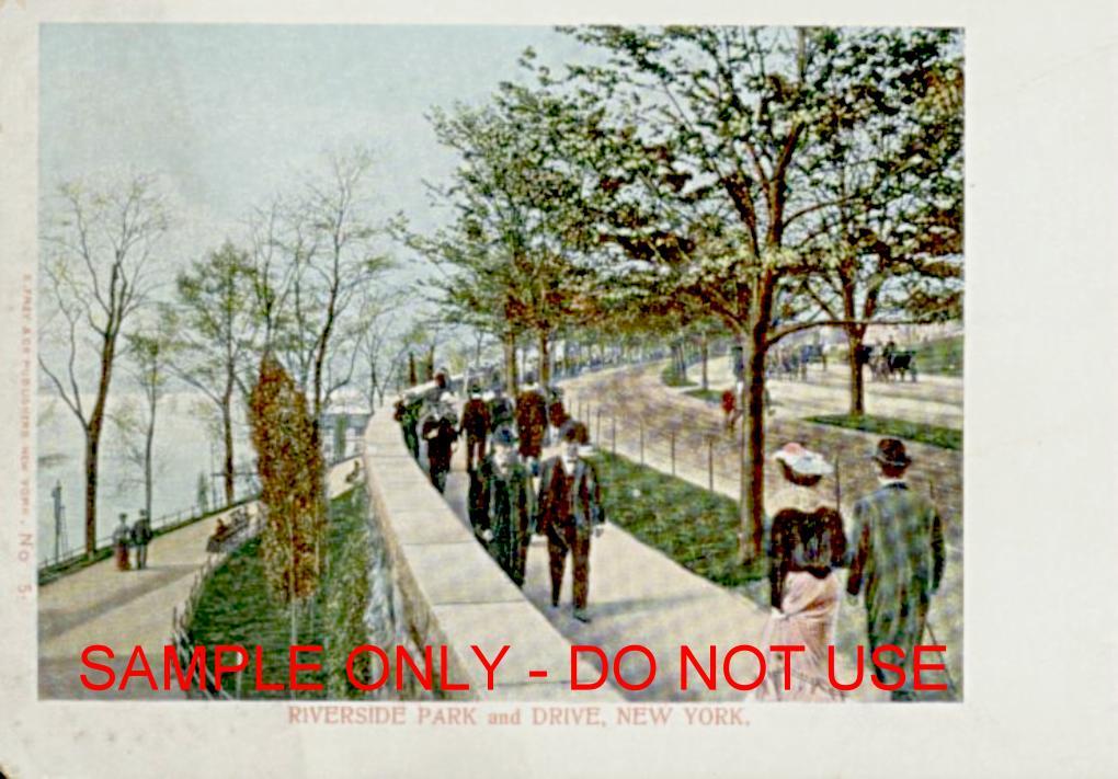Riverside Drive 1910