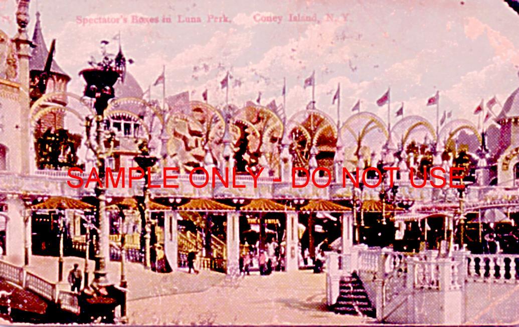 Spectrum Luna Park