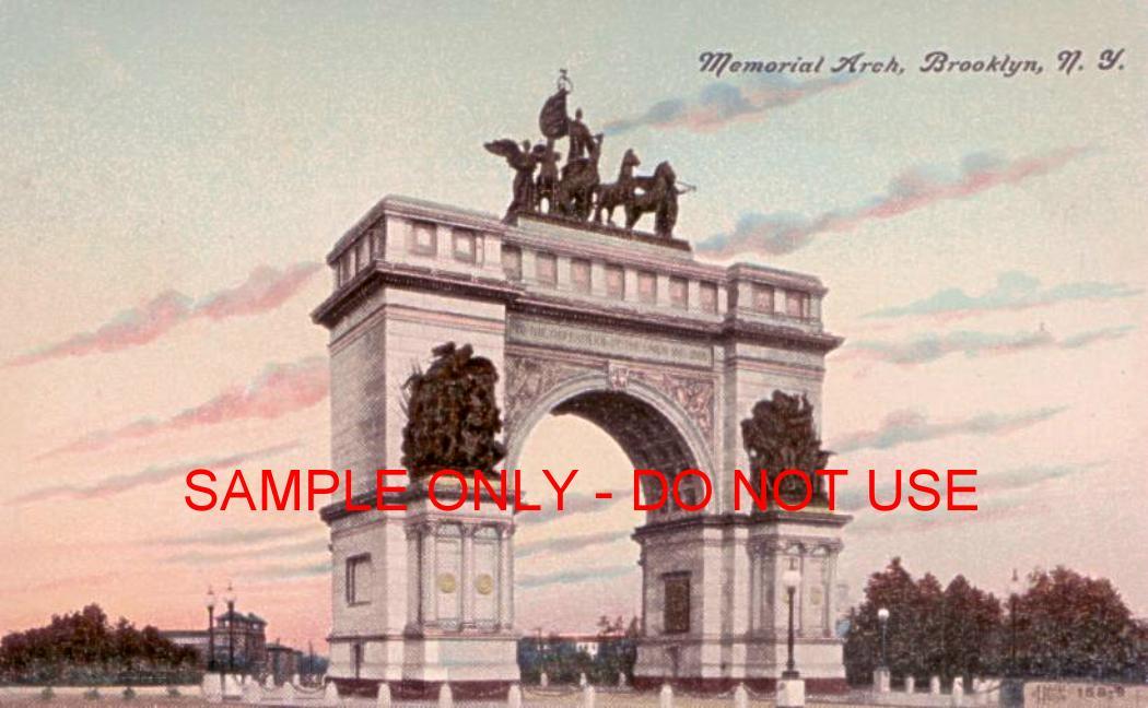 Memorial Arch Brooklyn
